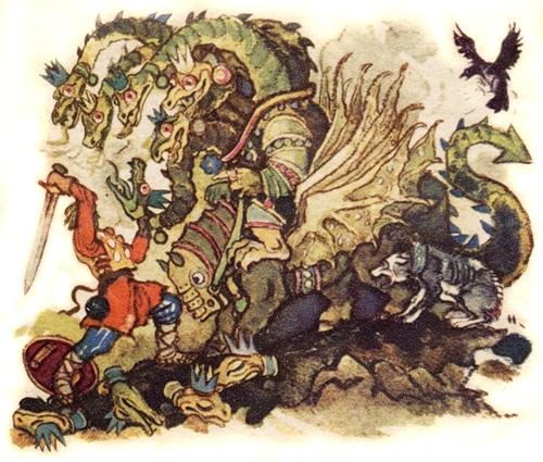 «Смотреть Сказка Иван Крестьянский Сын И Чудо Юдо» — 1981