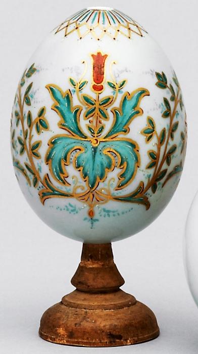 Пасхальные яйца россия кон xix нач xx