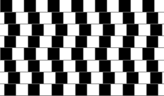 Оптические иллюзии.