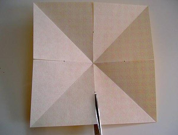 Объемные звезды из бумаги своими руками схемы фото