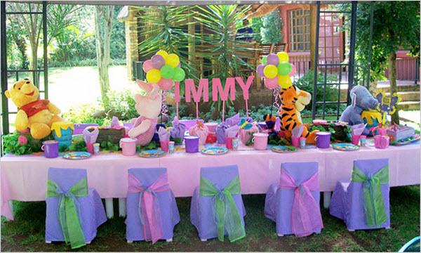 Как украсить двор на день рождения ребенка своими руками фото