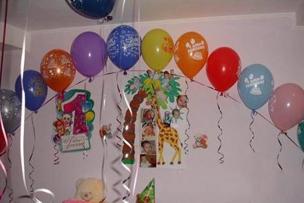 60 идей декора на день рождения ребенка своими руками 12
