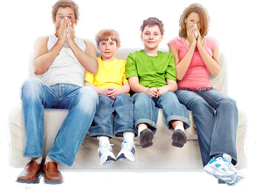 Занятия с детьми: Познакомить детей с гриппом - вирусным заболеванием